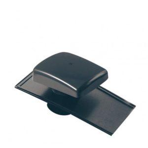 Chapeau de toiture universel Ardoise ø100-110-125-150-160mm Anthracite