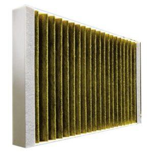 Lot de 2 filtres à Charbon EPM 2.5 (M6) pour Renovent Excellent 300/400/450